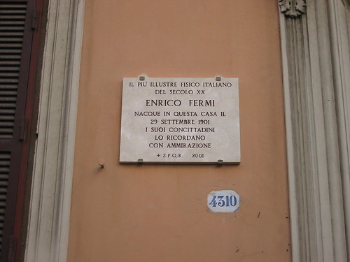Fermi's Birthplace