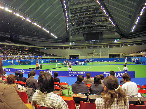 TORAY PPO tennis 2006-2 PENTAX OptioWP + MS-06W
