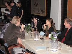 Nikodemus, Hanna, Saara and Markku