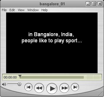 Bangalore sport
