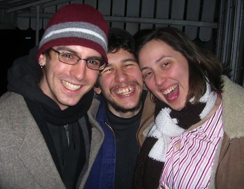 Party Revelers 5