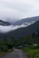 Gunung Mulu mountains