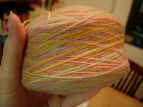 candy yarn