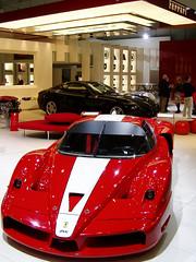 European Autoshow Brussels - Ferrari Stand