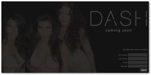 Dash Online Store