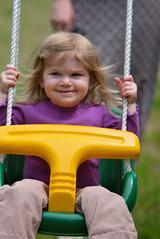 Aliza Swinging