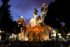 Zocalo Puebla