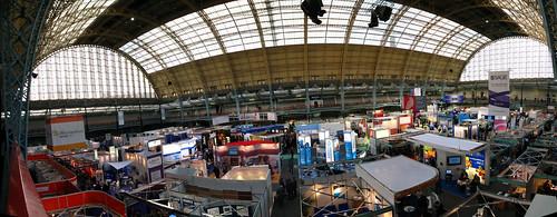 Online Information - Exhibition Hall
