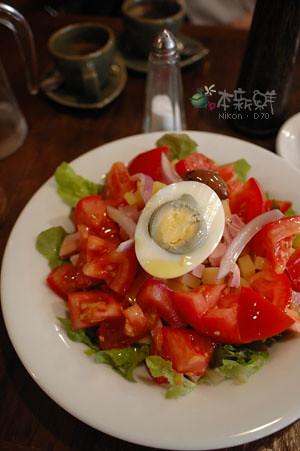 Café Verlet salad