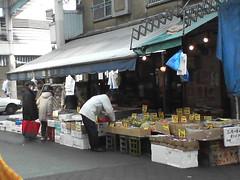 魚屋定点観測@ケータイ / Today's fishmonger (by detch*)