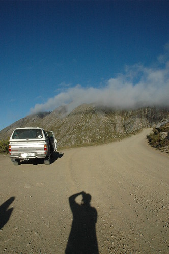 On the Swartberg Pass (by Louis Rossouw)