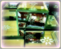Glass Boxes photo by pinklady6... Home ..