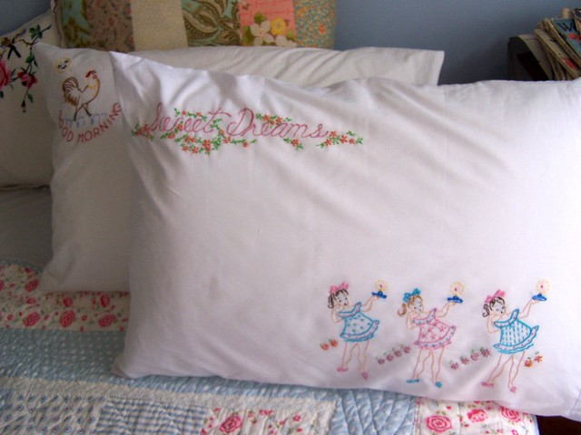 Pillow Case Embroidery Patterns 171 Embroidery Amp Origami