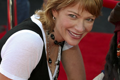 Actress Lauren Holly photo by FrogMiller