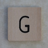 Wooden Tile G