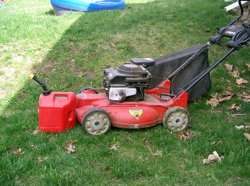 Mowing Time