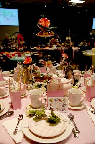 STF Mother's Day Tea
