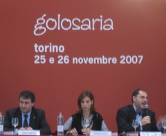 Golosaria Veronica Maya and Paolo Massobrio
