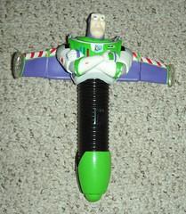 Buzz Lightyear dildo