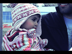 { Baby gurl in Zell am Seè .. photo by Flawless ™