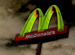 McDonald's Golden Arches photo by Just Joe ( I'm back...sort of )