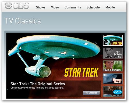CBS Classic TV