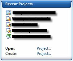 RecentProjectsSmall