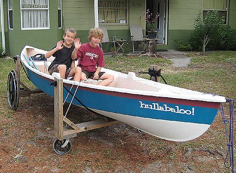 Hullabaloo with brothers