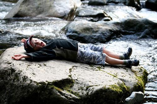 basking rock