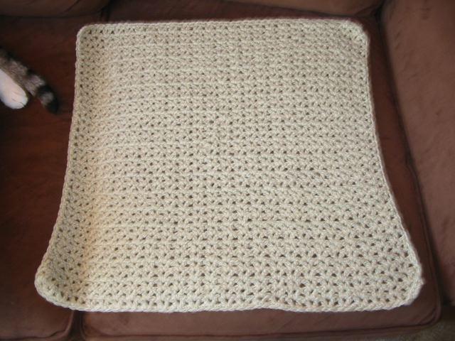 Popcorn Flower Crochet Granny Square - Crochet Geek - Free
