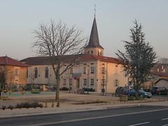 Square John Church et Espace Culturel Intercommunal