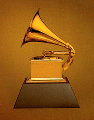 Grammy Logo Gold