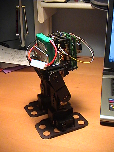 BRAT robot