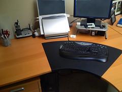 Clean Desk (by Kalsey)