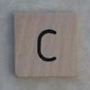 Wooden Tile C