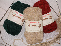 20080310 Christmas Stocking Yarn