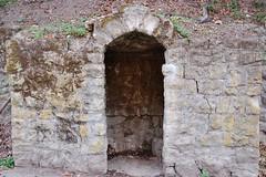 6a. History: a spring entrance Photo