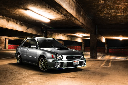 Subaru Impreza WRX (by hermanau)