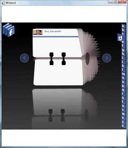 facebookrolodex