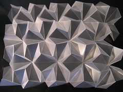 folded frosted polypropylene 200 micron