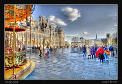 Paris - Hotel de Ville photo by bettola