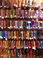 and i thought 21 small skeins was amazing (by mintyfreshflavor)