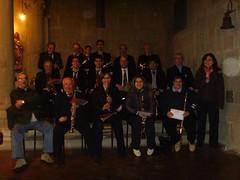 La Banda di Castel San Niccolò festeggia Santa Cecilia