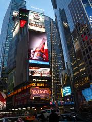 Time Square photo by dbasulto