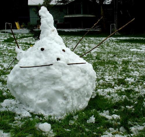 professor snowman