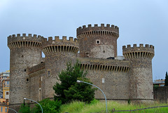 rocca pia tivoli photo by Lanci Daniele