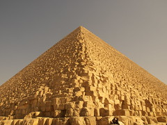 The Great Pyramid: Size Matters photo by Swamibu