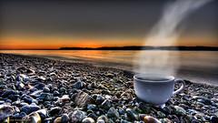 Cup of Joe... photo by Jerimias Quadil