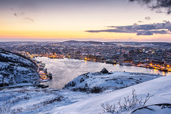 city of snow, St. John's, Newfoundland photo by tuanland