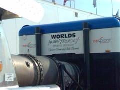 Worlds Fastest Truck